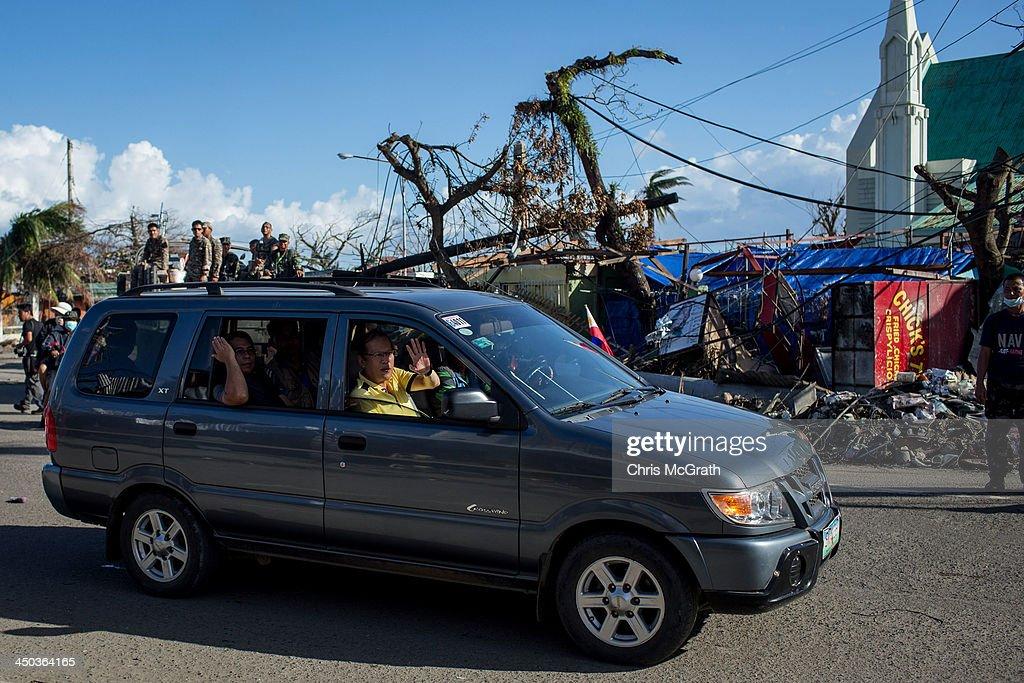 Humanitarian Efforts Continue Following Devastating Super Typhoon