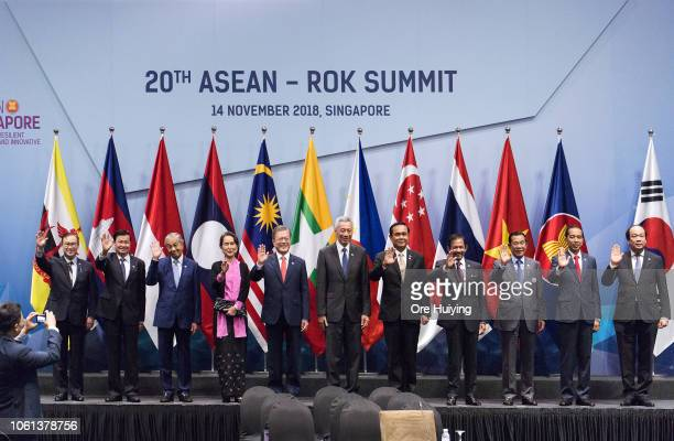 November 14: Philippine's Secretary of the Foreign Affairs Teodoro Locsin Jr., Laos Prime Minister Thongloun Sisoulith, Malaysia's Prime Minister...