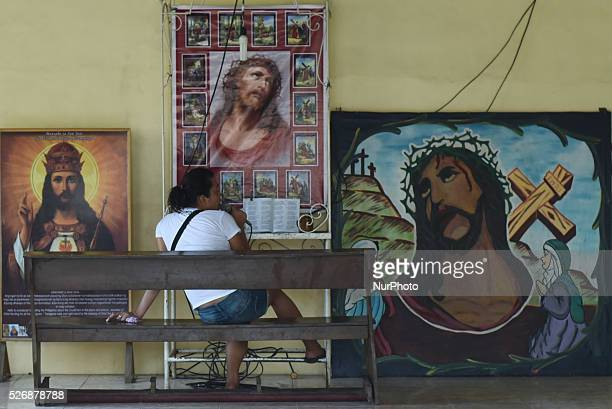 PROVINCE Philippines The 'Pabasa' a penance wherein a volunteer reads verses of the bible through a song a traditional activity during lenten rites...
