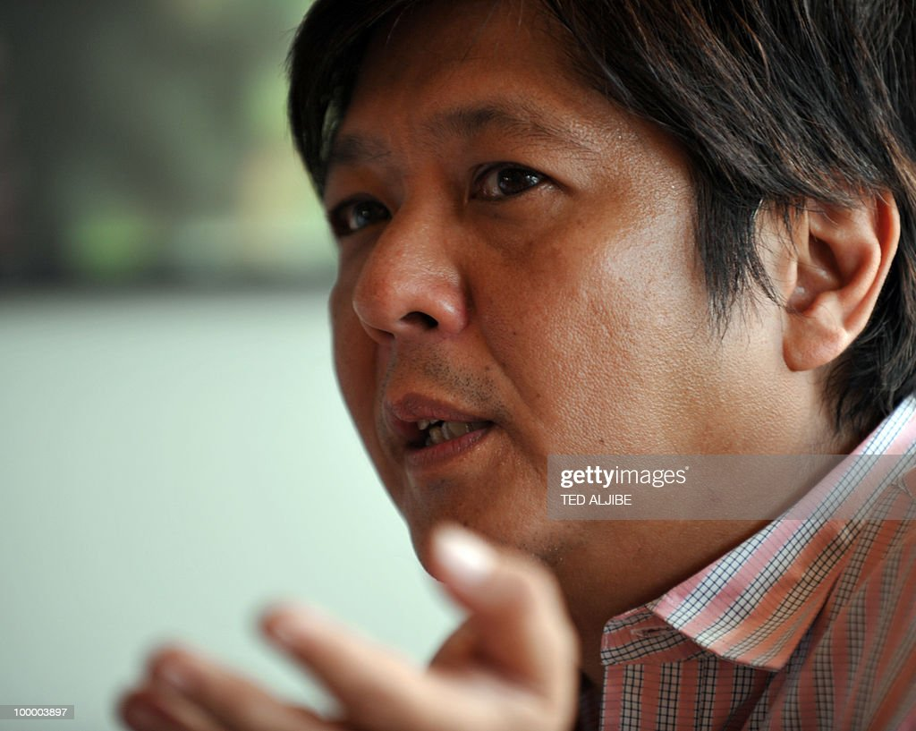 TO GO WITH AFP STORY 'Philippines-politi