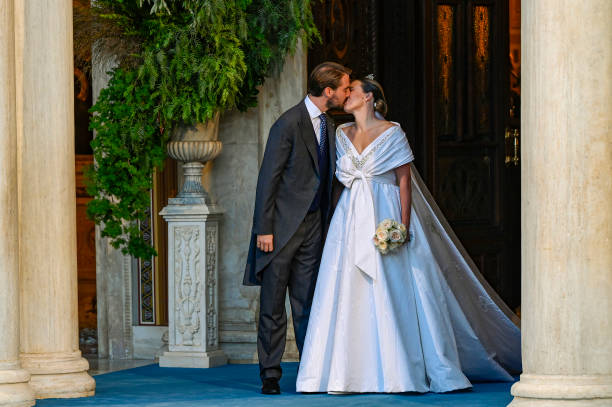 GRC: Philippos Of Greece Wedding In Athens