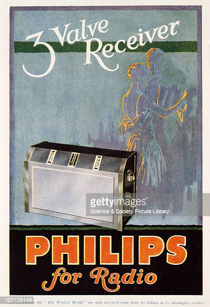 'Philips for Radio' 20 September 1928 Philips for Radio' 20 September 1928 An advertisement from The Wireless World magazine