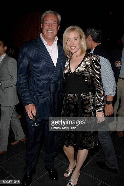 Phillip and Amy Hoadley attend NEW YORK AFTER DARK The Director's Council of the MUSEUM OF THE CITY OF NEW YORK Cocktail and Dinner Party at Bryant...