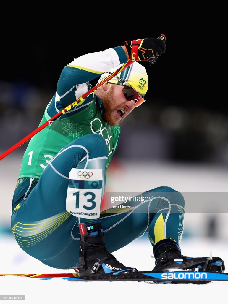 Cross-Country Skiing - Winter Olympics Day 12 : News Photo