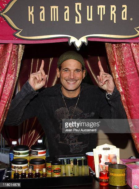 Phillip Bloch at Kama Sutra during 2007 Silver Spoon Golden Globes Suite Day 2 in Los Angeles California United States Photo by JeanPaul...
