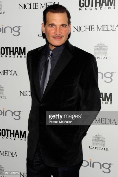 Phillip Bloch attends ALICIA KEYS Hosts GOTHAM MAGAZINES Annual Gala Presented by BING at Capitale on March 15, 2010 in New York City.