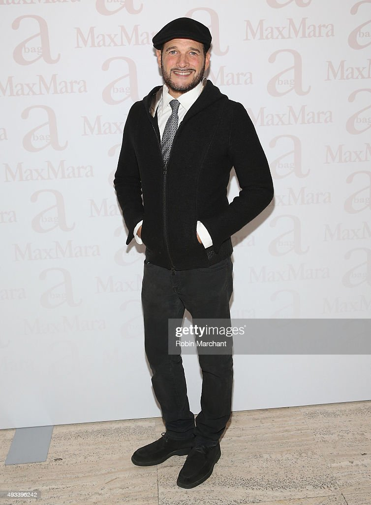 Phillip Bloch attends Max Mara Spring/Summer 2016 Accessories Campaign Celebration at Four Seasons Restaurant on October 19, 2015 in New York City.