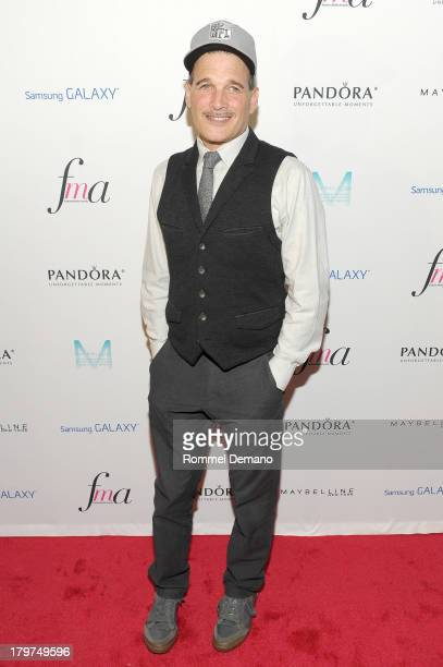 Phillip Bloch attends The Daily Front Row's Fashion Media Awards at Harlow on September 6 2013 in New York City