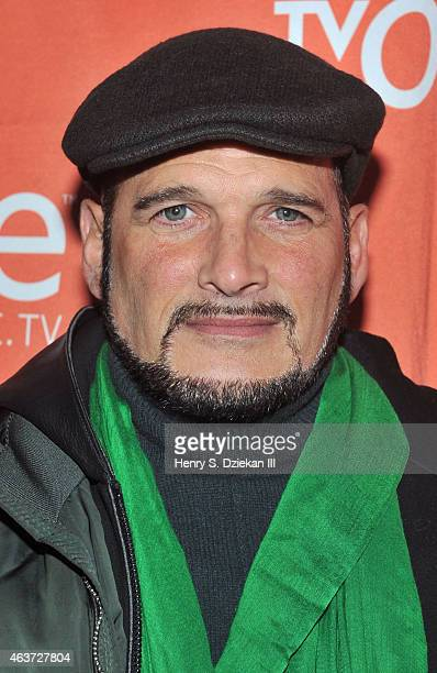 Phillip Bloch attends the Unsung Hollywood New York Series Premiere at Studio 21 on February 17 2015 in New York City