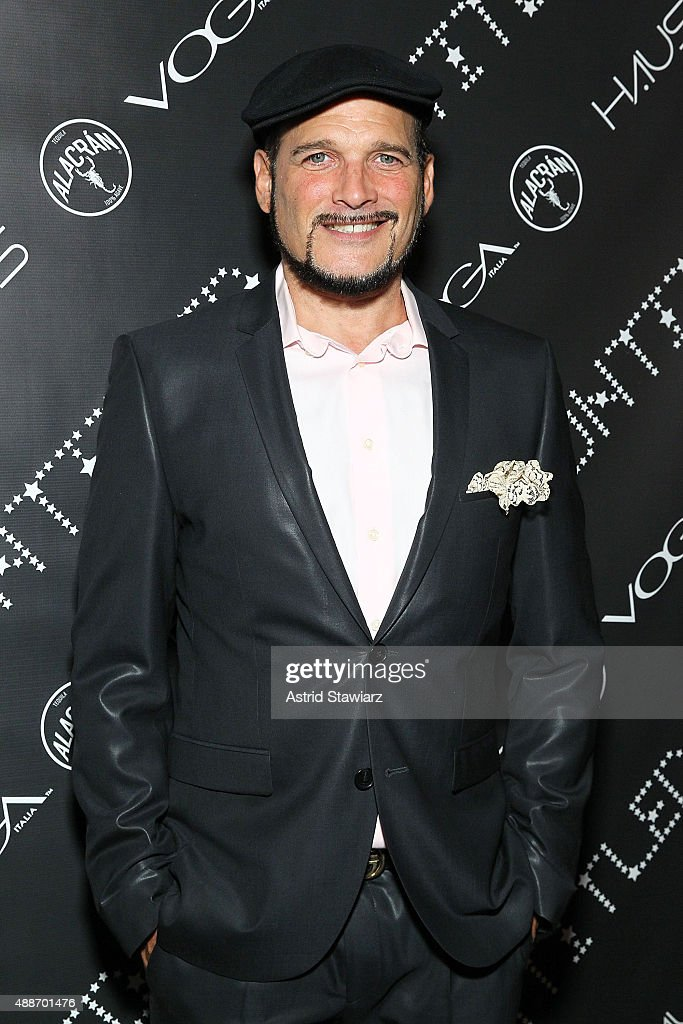 Phillip Bloch attends The Untitled Magazine Celebrates The #GirlPower Issue at Haus on September 16, 2015 in New York City.