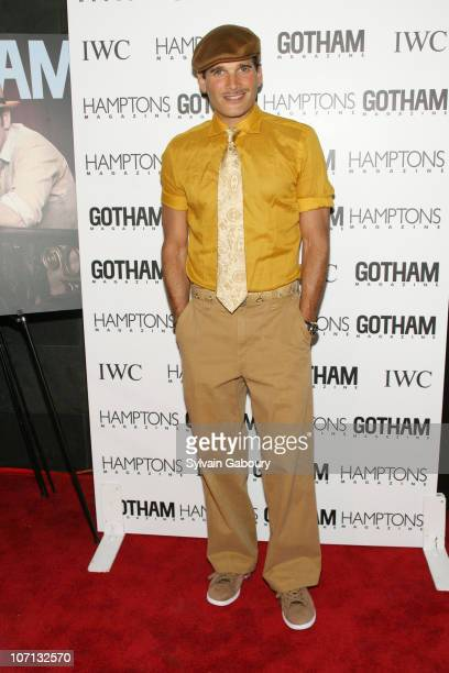 Phillip Bloch during Kevin Spacey Celebrated the Launch of the Gotham Magazine June Issue Red Carpet at Buddha Bar at 17 Little West 12th Street in...