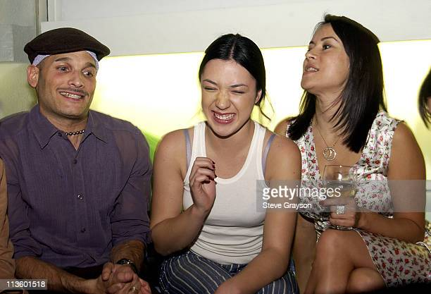 Phillip Bloch Michelle Branch Jennifer Tilly during Do It eBay Holiday Cocktail Party Los Angeles at Private Residence in Sherman Oaks California...