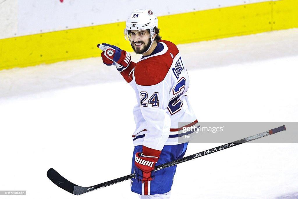 Montreal Canadiens v Philadelphia Flyers - Game Five : News Photo