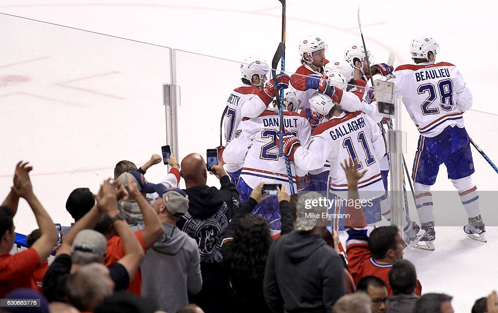 Montreal Canadiens v Florida Panthers : News Photo