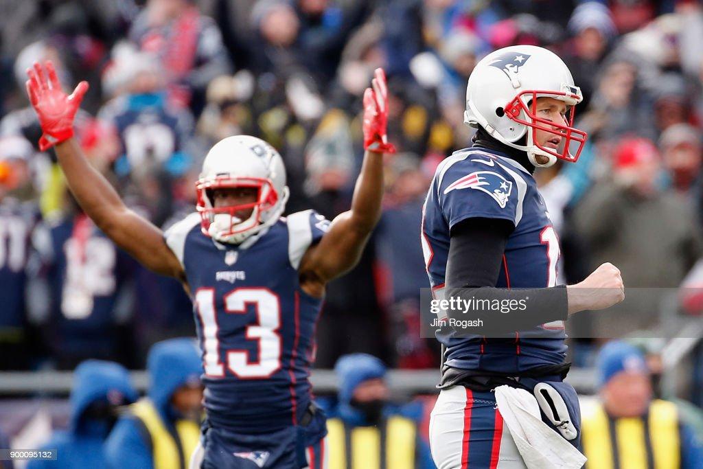 New York Jets vNew England Patriots : News Photo