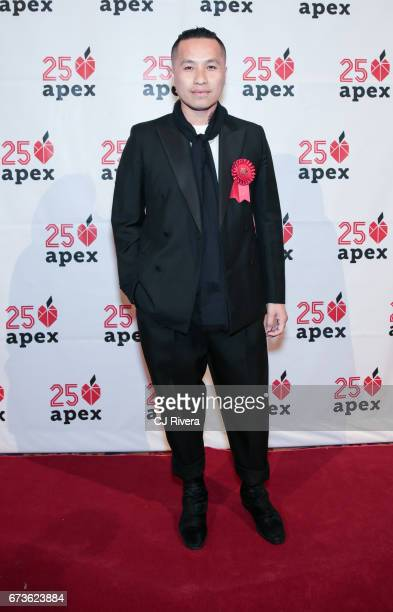 Phillip Lim attends the Apex for Youth's 2017 Inspiration Awards gala at Cipriani Wall Street on April 26, 2017 in New York City.