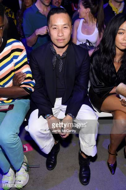 Phillip Lim attends the Prabal Gurung front row during New York Fashion Week: The Shows at Gallery I at Spring Studios on September 08, 2019 in New...