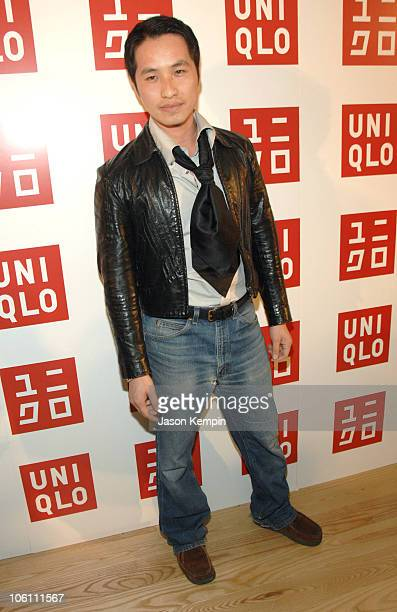Phillip Lim during Grand Opening of Uniqlo Flagship Store - November 9, 2006 at Uniqlo Flagship Store - Soho in New York City, New York, United...