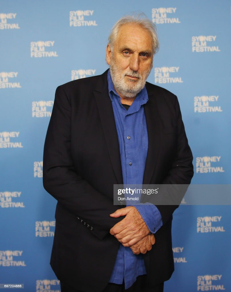 Phillip Noyce arrives ahead of the Sydney Film Festival Closing Night Gala and Australian premiere of Okja at State Theatre on June 18, 2017 in Sydney, Australia.