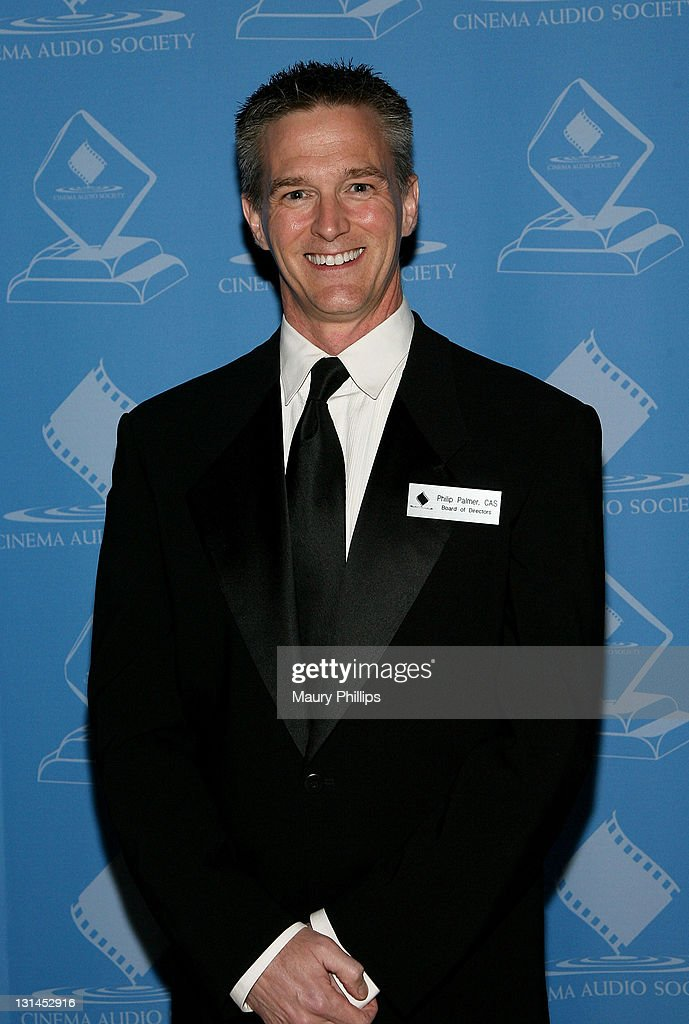 Phillip Palmer arrives at the 47th Annual CAS Awards at