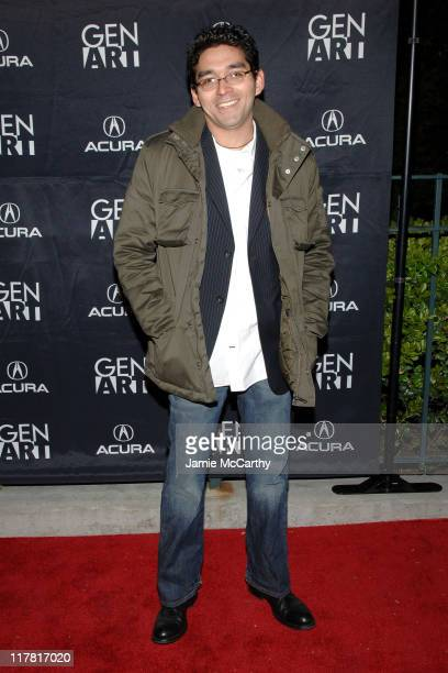 "Phillip Van during 2007 Gen Art Film Festival Opening Night Featuring ""Crashing"" at Clearview Chelsea West Theater in New York City, New York, United..."
