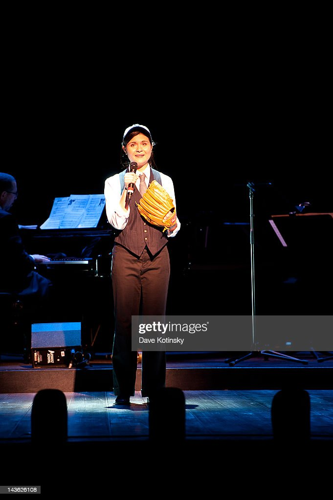 Phillipa Soo at Peter Jay Sharp Theater on April 30, 2012 in New York City.