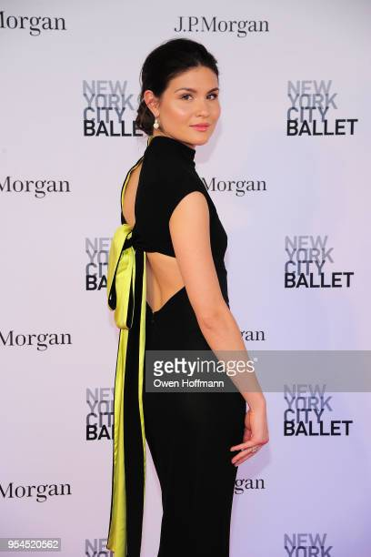 Phillipa Soo attends New York City Ballet 2018 Spring Gala at David H Koch Theater Lincoln Center on May 3 2018 in New York City