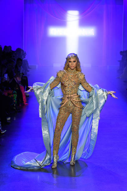 NY: The Blonds - Runway - February 2020 - New York Fashion Week: The Shows