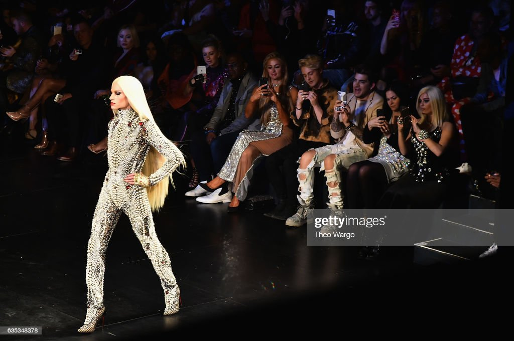 The Blonds - Front Row - February 2017 - New York Fashion Week Presented By MADE