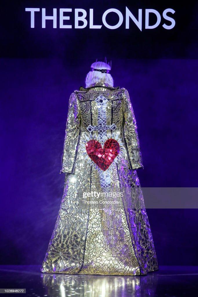 Disney Villains x The Blonds - Runway - September 2018 - New York Fashion Week: The Shows : News Photo