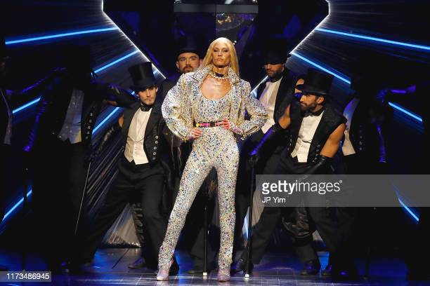 Phillipe Blond walks the runway for The Blonds x Moulin Rouge The Musical during New York Fashion Week The Shows on September 09 2019 in New York City