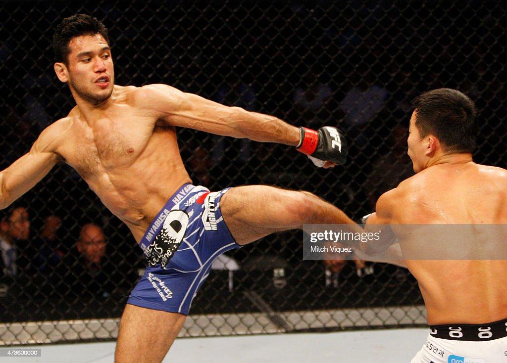 UFC Fight Night: Nover v Chul Nam : News Photo
