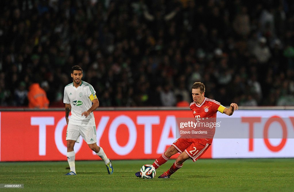 FC Bayern Munchen v Raja Casablanca - FIFA Club World Cup Final : News Photo