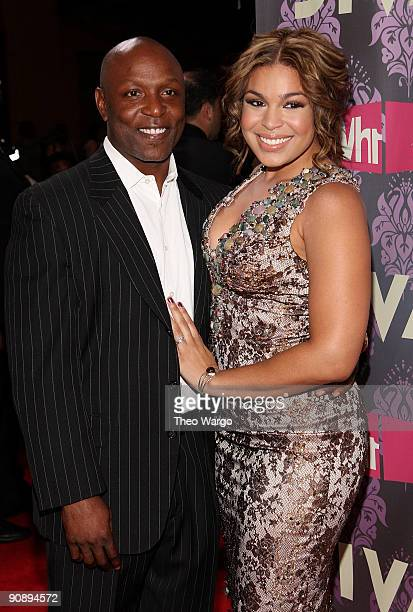Phillippi Sparks and Jordin Sparks attends 2009 VH1 Divas at Brooklyn Academy of Music on September 17 2009 in New York City