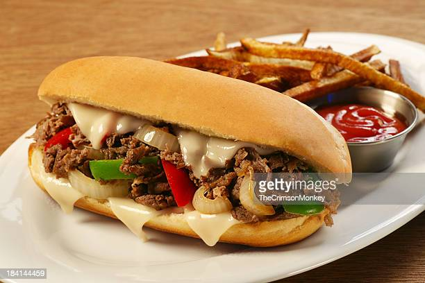 Philly Cheesesteak.
