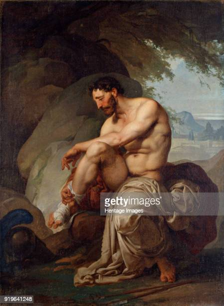 Philoctetes 18181820 Found in the Collection of Museo d'Arte Moderna Bologna
