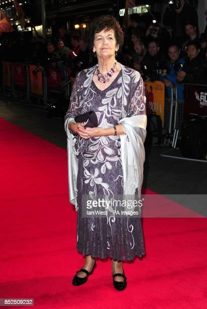 Philomena Lee attending a gala screening for new film Philomena at the Odeon Cinema in London