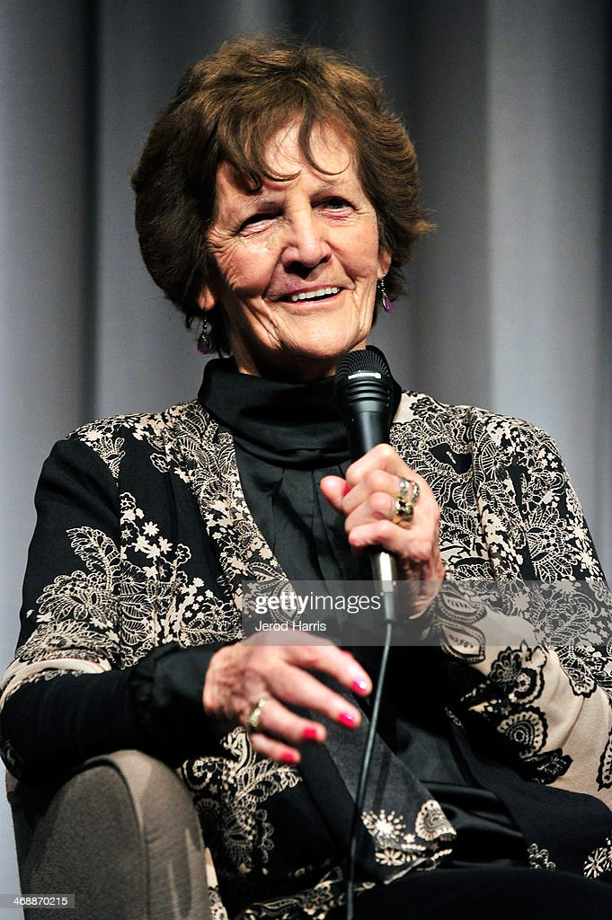 Philomena Lee attends a special screening of 'Philomena' and conversation with Philomena Lee at the Museum Of Tolerance on February 11, 2014 in Los Angeles, California.