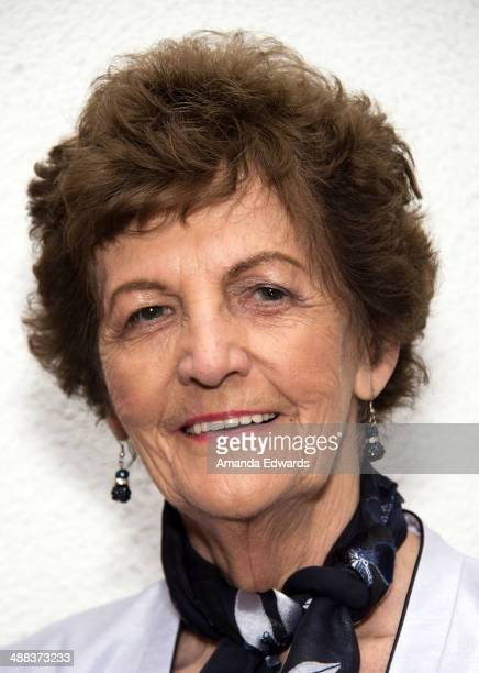 Philomena Lee attends the 9th Annual Global Women's Rights Awards Reception at the Hammer Museum on May 5 2014 in Westwood California