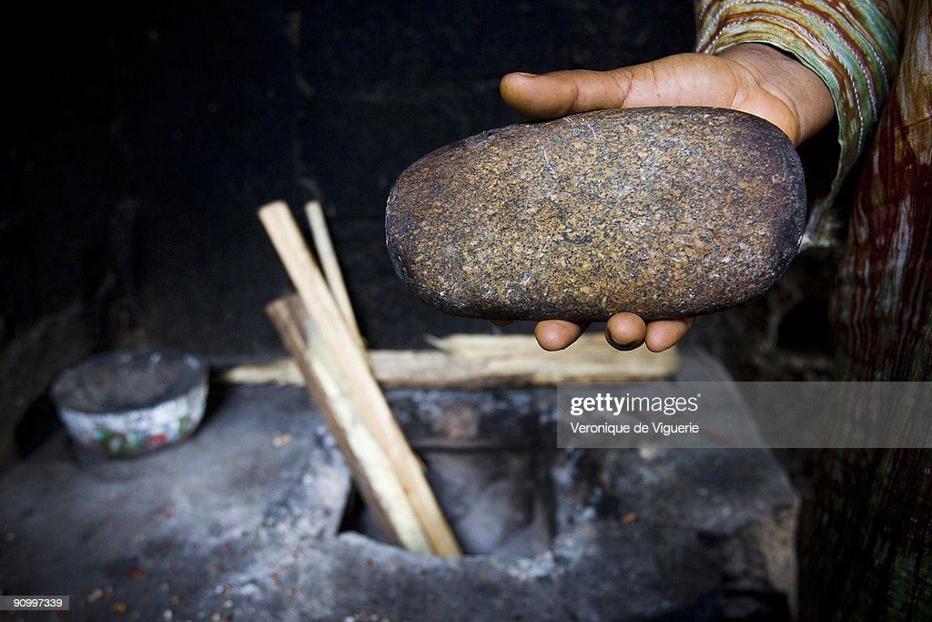 Breast Ironing in Cameroon : News Photo