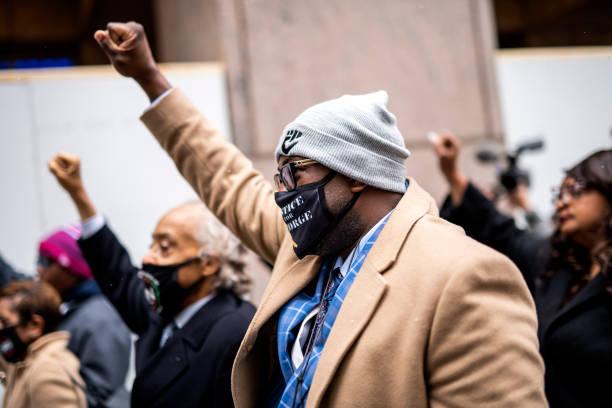 MN: Minneapolis Braces For Verdict In Derek Chauvin Trial