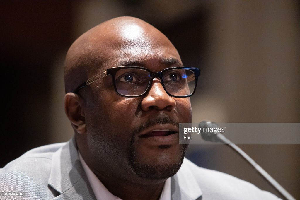 George Floyd's Brother Testifies Before House On Policing And Law Enforcement Accountability : News Photo