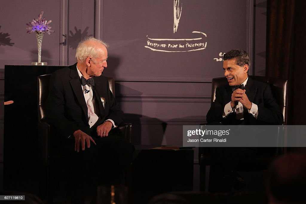 Berggruen Prize Gala Honoring Philosopher Charles Taylor : News Photo