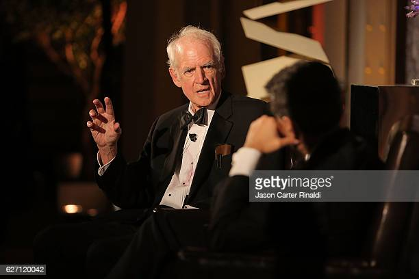 Philosopher Charles Taylor attends The Berggruen Prize Gala Honoring Philosopher Charles Taylor at New York Public Library Astor Hall on December 1...