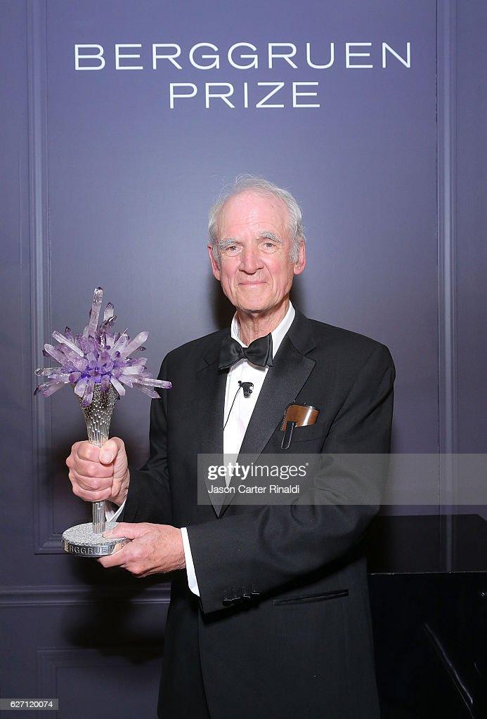 Berggruen Prize Gala Honoring Philosopher Charles Taylor : News Photo