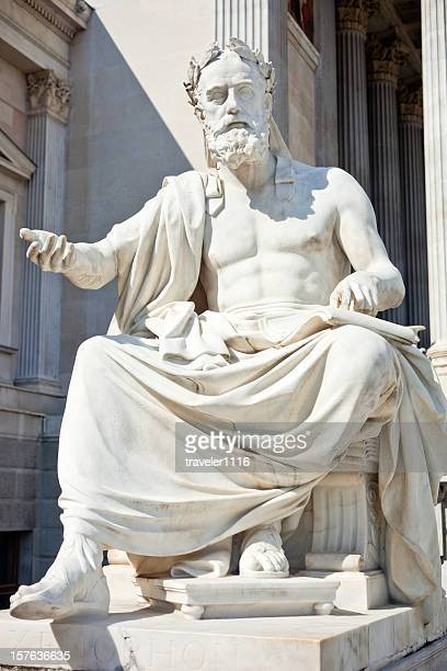 philosopher xenophon - classical greek style stock pictures, royalty-free photos & images