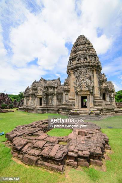 Phimai temple in Nakorn ratchasima, Thailand