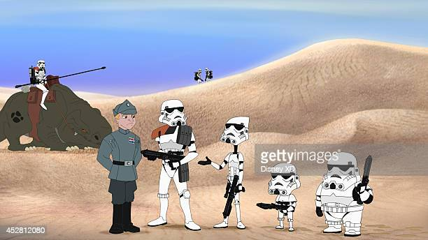 FERB 'Phineas and Ferb Star Wars' An adventure and actionfilled television special 'Phineas and Ferb Star Wars' is set to premiere SATURDAY JULY 26...