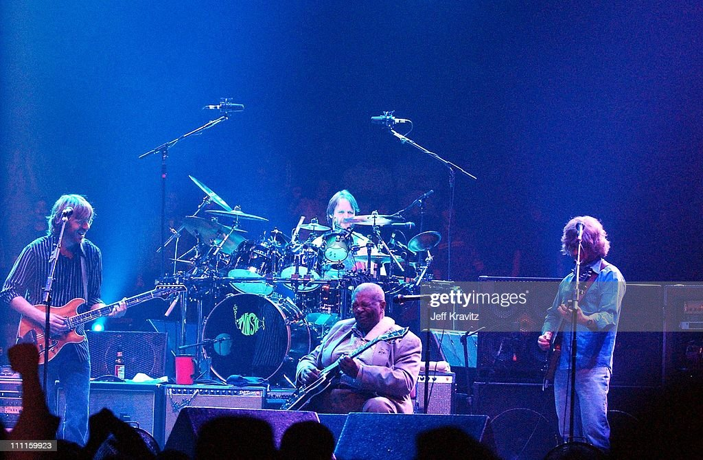 Phish Live in New Jersey