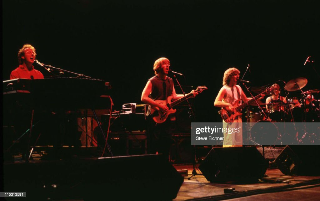 Phish in Concert at Jones Beach Theater - 1992
